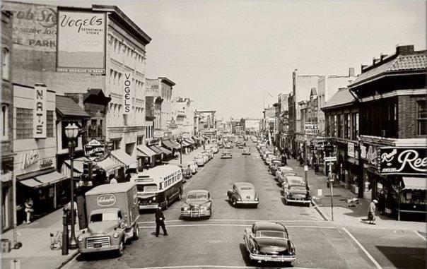 Broadway - Long Branch