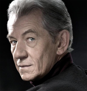 Ian McKellen as Professor Clifton Alford