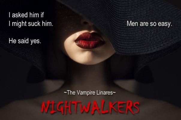 Nightwalkers Promo-Linares-Suck