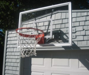 Basketball-Garage